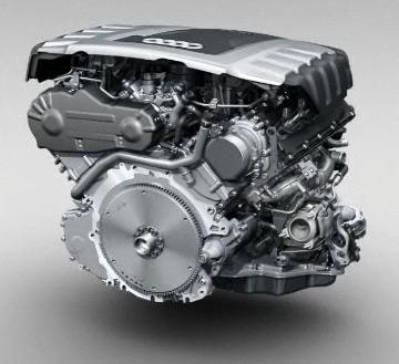V8-diesel på 350 Hk och 800 Nm