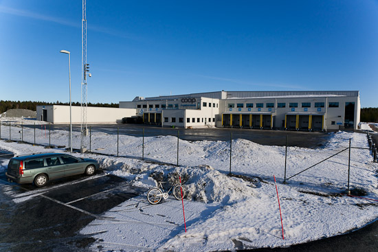 COOP Frysterminal Enköping