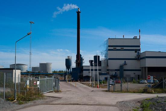 Leveranser till Nynäshamns Raffinaderi