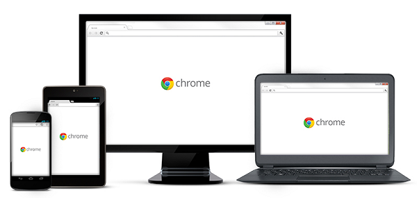 Google Chrome 64-bitar för Windows