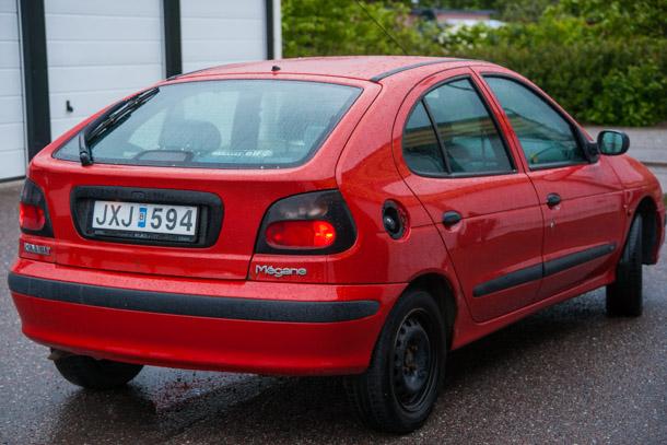 Renault är en typisk fransk bil