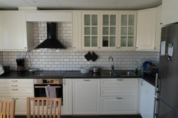 Vårt IKEA-kök en vanlig onsdagsförmiddag